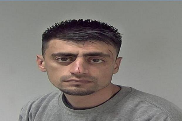 JAILED: Irfan Mohammed. Photo: West Mercia Police