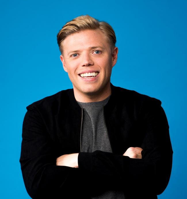 Comedian Rob Beckett will perform at the Palace Theatre later this year