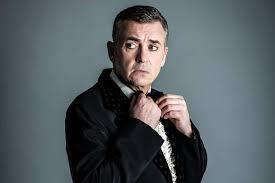 STAR ROLE: Shane Richie is The Entertainer.