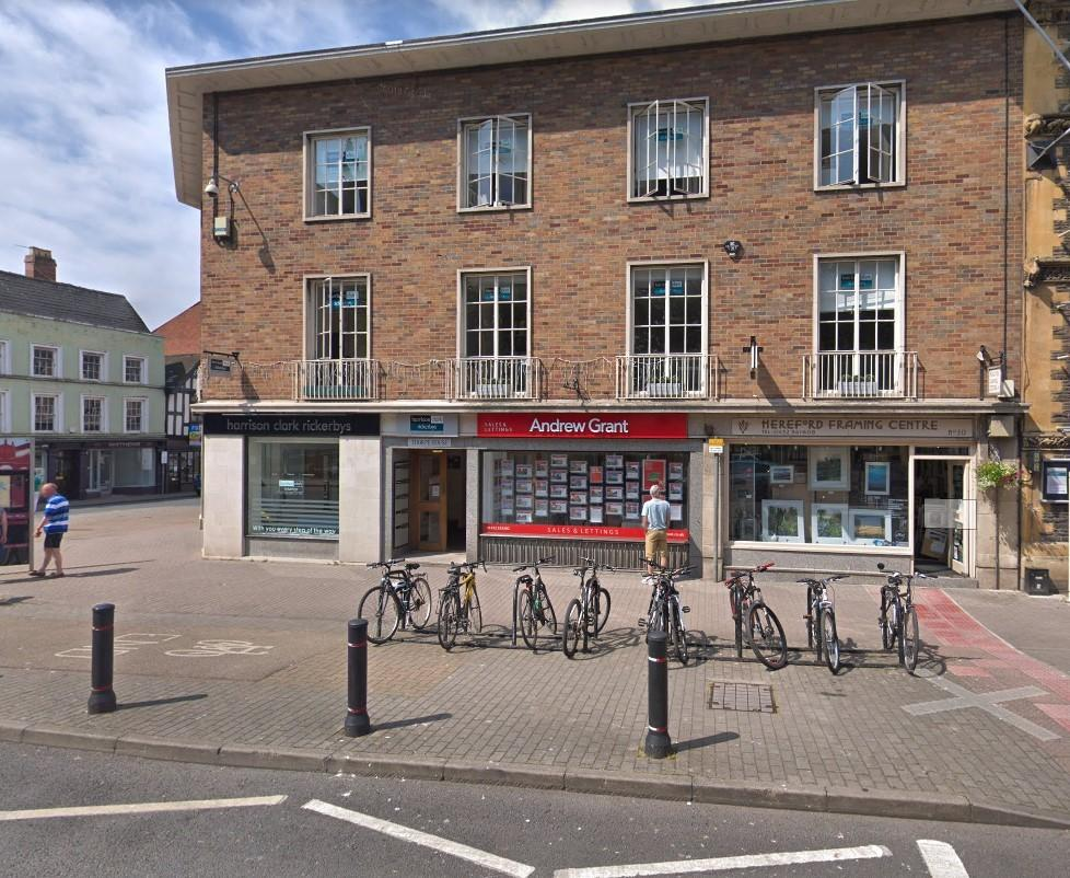 Ludlow Estate Agent Expansion Droitwich Advertiser