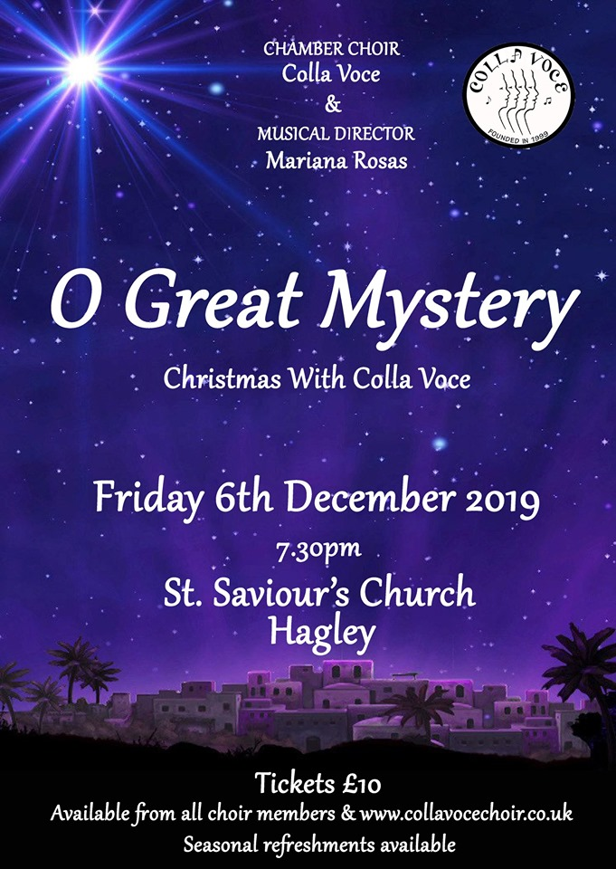 O Great Mystery - Christmas with Colla Voce