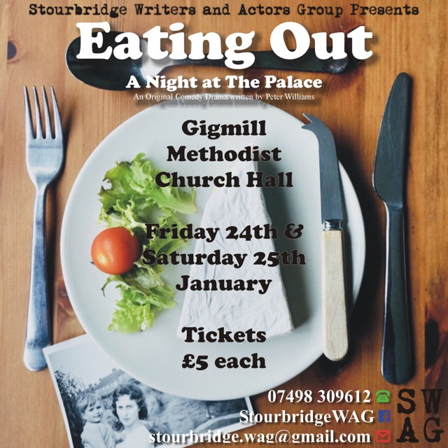 Eating Out - A Night At The Palace