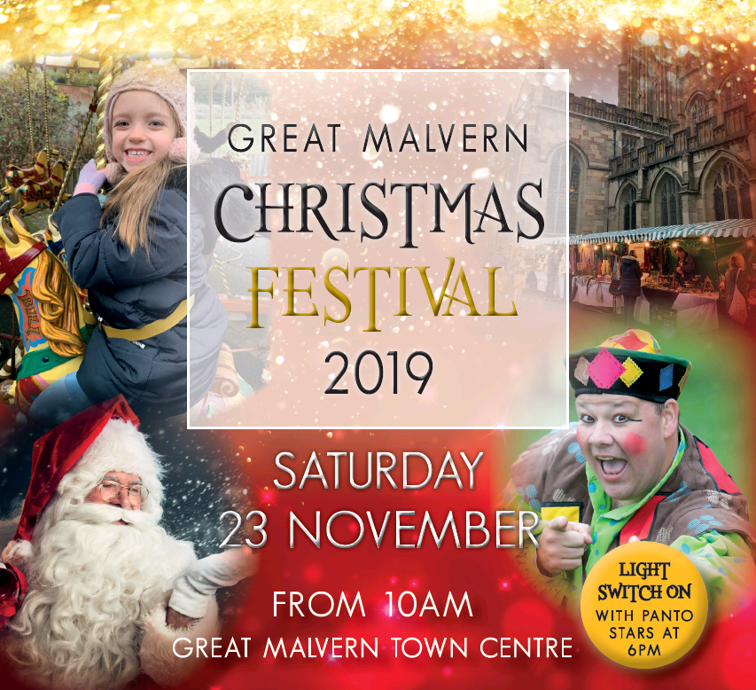 Great Malvern Christmas Festival