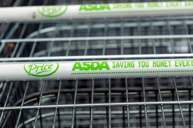 You can fill up empty containers at Asda supermarkets from next year. Credit: Press Association