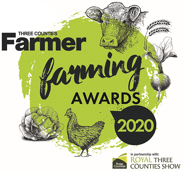 Droitwich Advertiser: Three Counties Farmer Farming Awards 2020