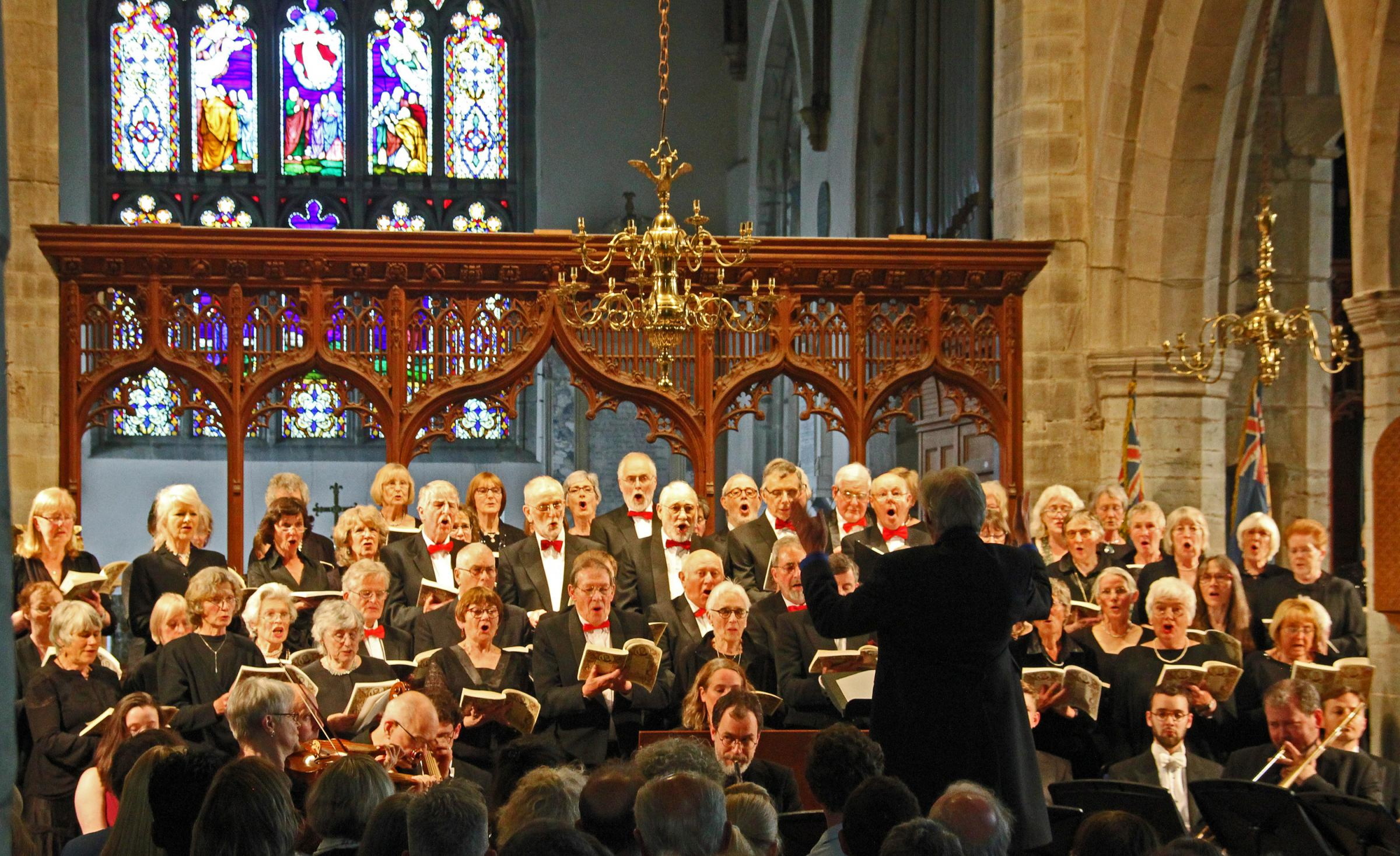 Kington Choral Society Concert