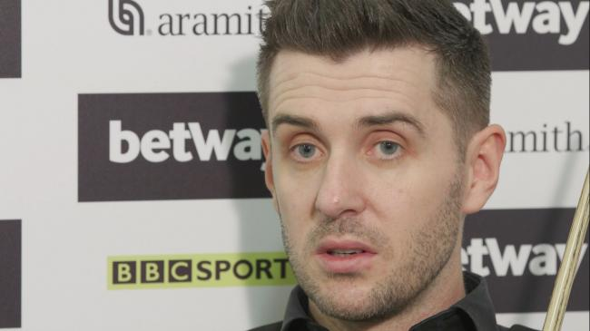 'I did what I had to do to make last 16,' says Selby