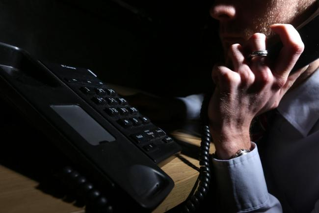 WARNING: Scam phone calls