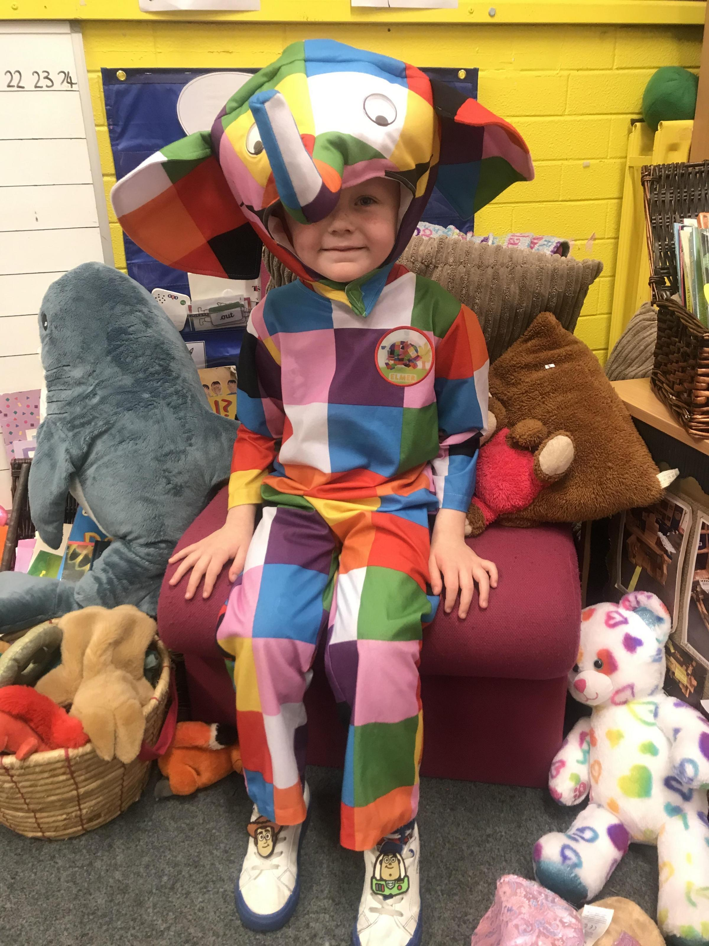 Droitwich Advertiser: At Wolverley Sebright Primary Academy pupils have come dressed as book characters ready for today's celebration of books. This afternoon all the pupils will snuggle down to read their favourite story or will listen to another pupil read from a selection of stories.