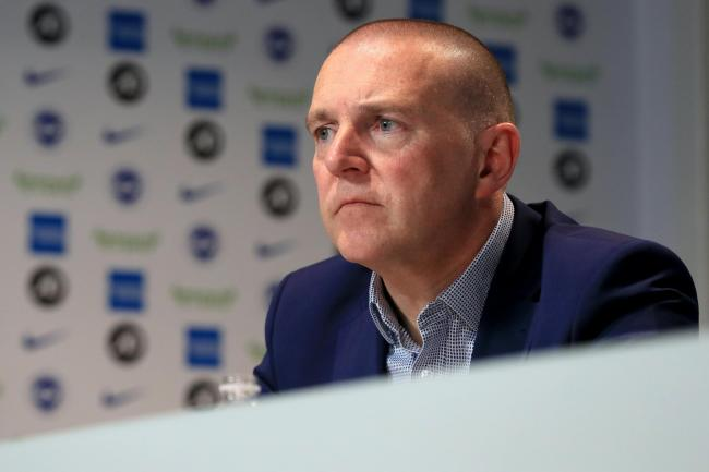 Brighton chief executive Paul Barber says summer football will pose challenges