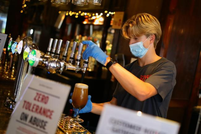 Pubs Reopen And Weddings Back On As Lockdown Relaxed In England Droitwich Advertiser
