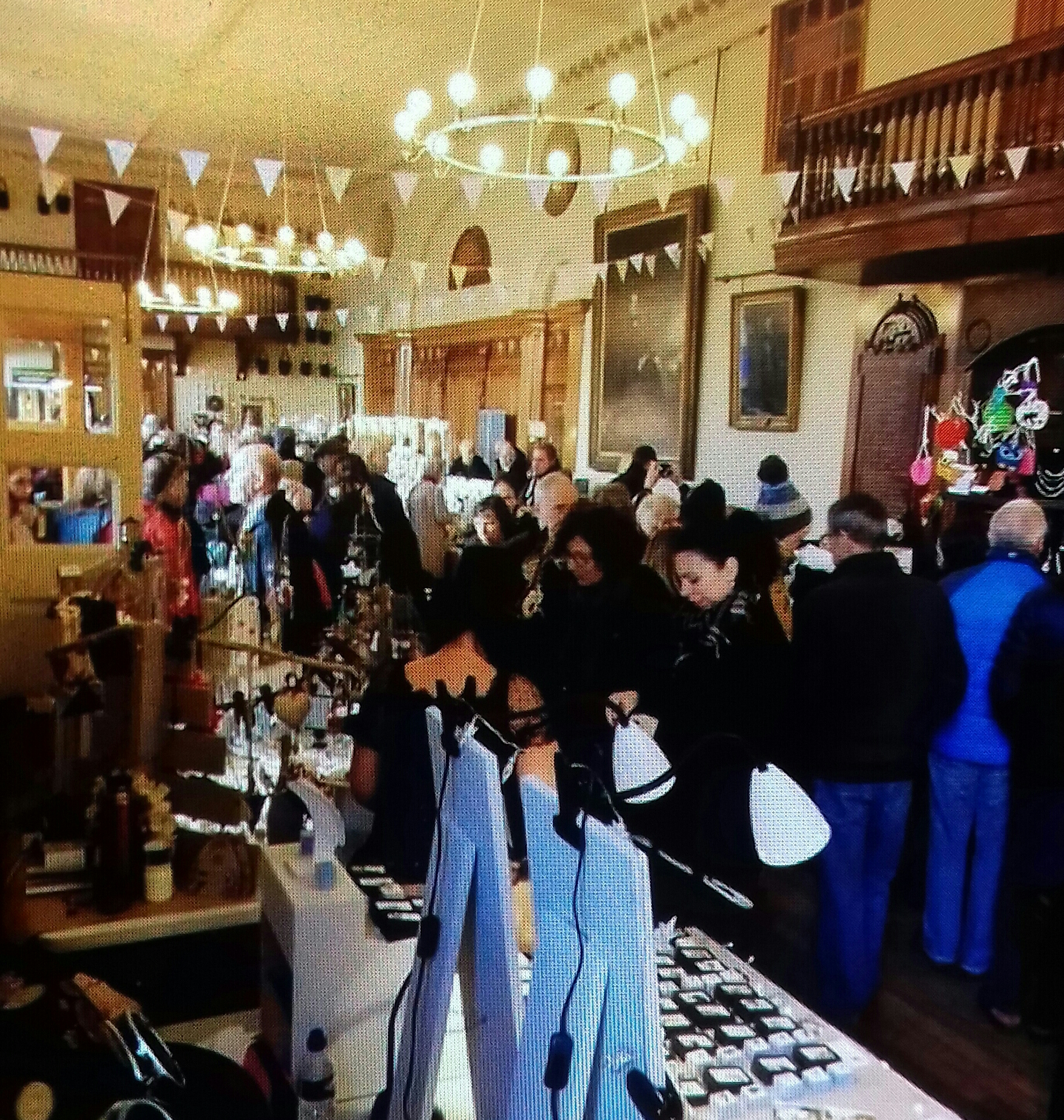 Pre-Christmas craft fair