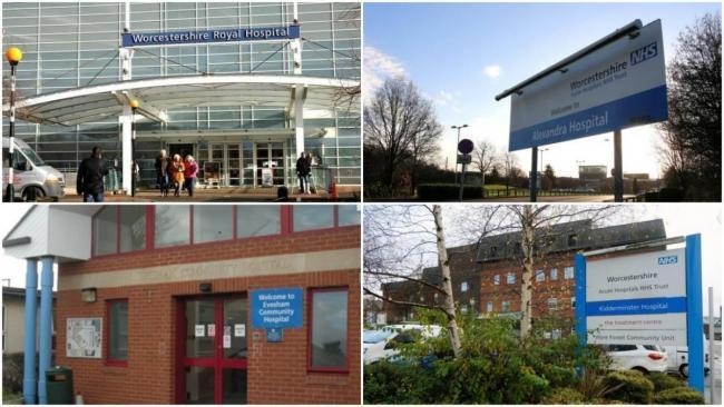 CORONAVIRUS: No new deaths in Worcestershire's hospitals