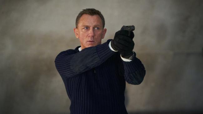 James Bond film No Time To Die delays release AGAIN due to coronavirus pandemic. Picture: MGM