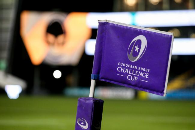 The European Challenge Cup suspended.