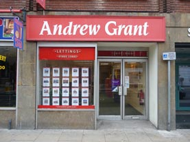 Droitwich Advertiser: Andrew Grant Lettings Office