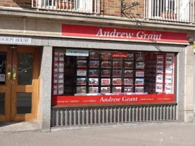 Droitwich Advertiser: Andrew Grant Hereford office