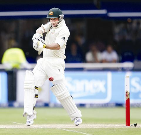 COMMITMENTS: Batsman Phil Hughes will be in training camps in Australia in April.