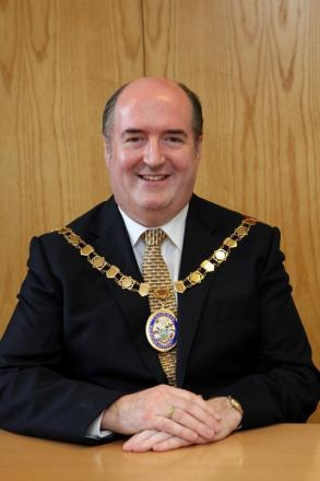 Councillor Richard Morris has taken up the role as chairman of Wychavon District Council.