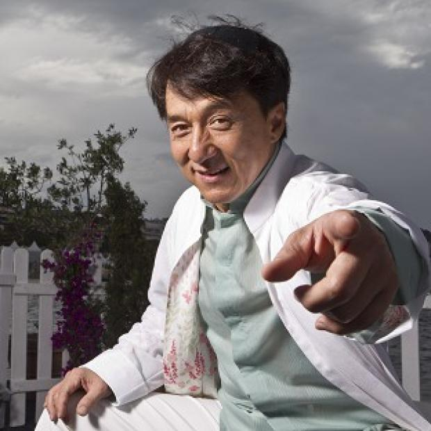 Jackie Chan likes to treat everyone equally on his film sets