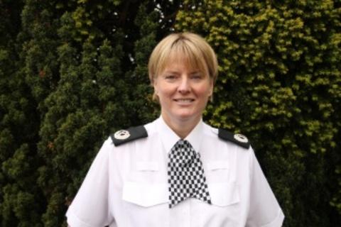 New Assistant Chief Constable Karen Manners