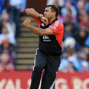 Samit Patel was brought into the England side to face Australia on Saturday