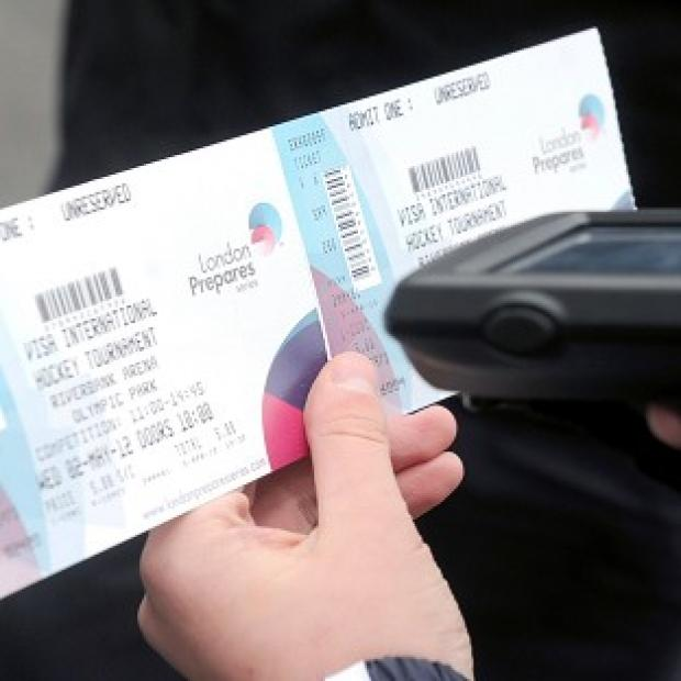 It is claimed that Olympic tickets allocated to sponsors have instead been sold to the general public at increased prices
