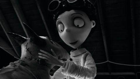 London Film Festival review: Tim Burton's Frankenweenie