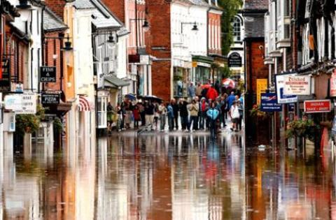 WATER: After the flooding that hit places such as Droitwich in 2007, many property owners can only get insurance cover thanks to a subsidy agreement that expires next June.