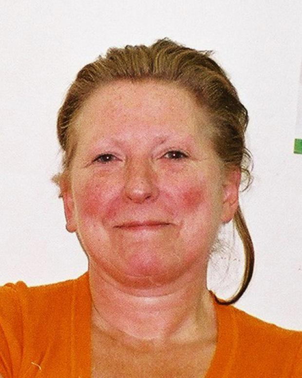 Police are appealing for help to trace Angela Lambert