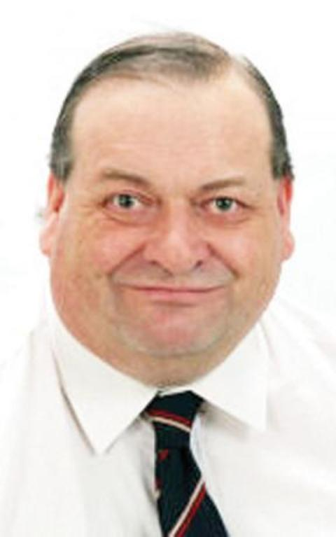 Leader of Worcestershire County Council Adrian Hardman