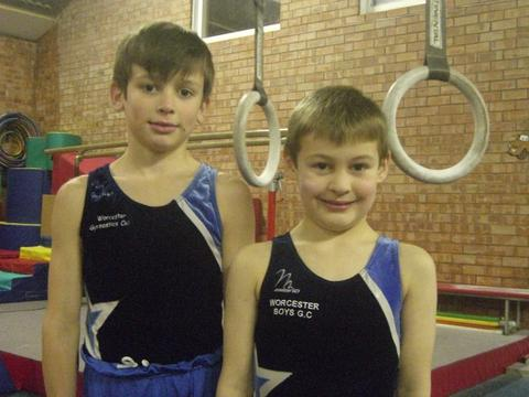 Droitwich Advertiser: Theo Thomas and Toby Uren impressed in Birmingham.
