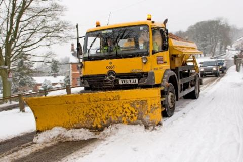 Warning as more snow forecast