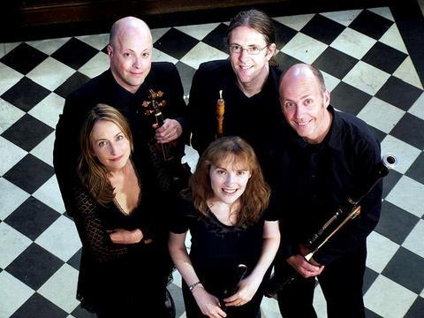 The Denner Ensemble will perform in Droitwich