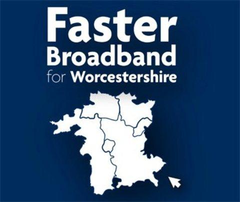 Droitwich Advertiser: Faster broadband for Worcestershire - was it a good deal?