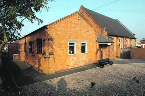 Vital repairs needed at community hall
