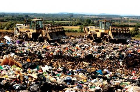 We're 'taxed' £9.8m for rubbish