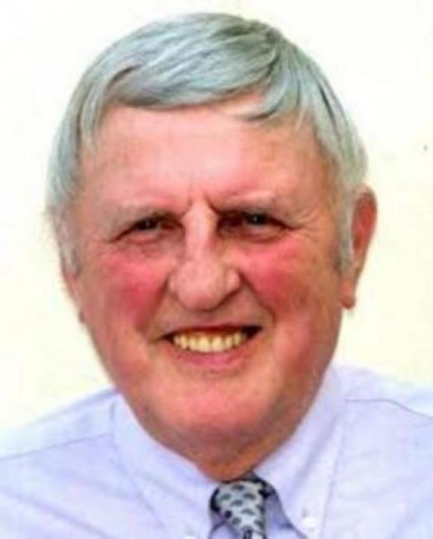 Droitwich Advertiser: Police and Crime Commissioner Bill Longmore