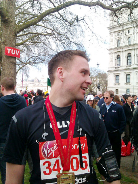 London Marathon: the runners who beat the pain barrier and did Worcestershire proud