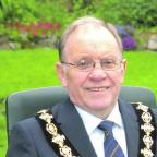 Councillor Tom Noyes is the new mayor of Droitwich Spa