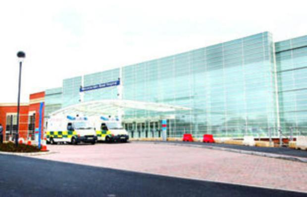 Plea to patients as A&E comes under pressure