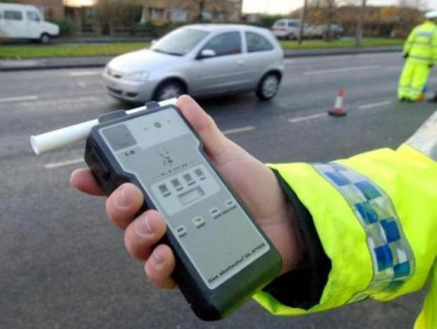 Police clampdown on drink-drivers