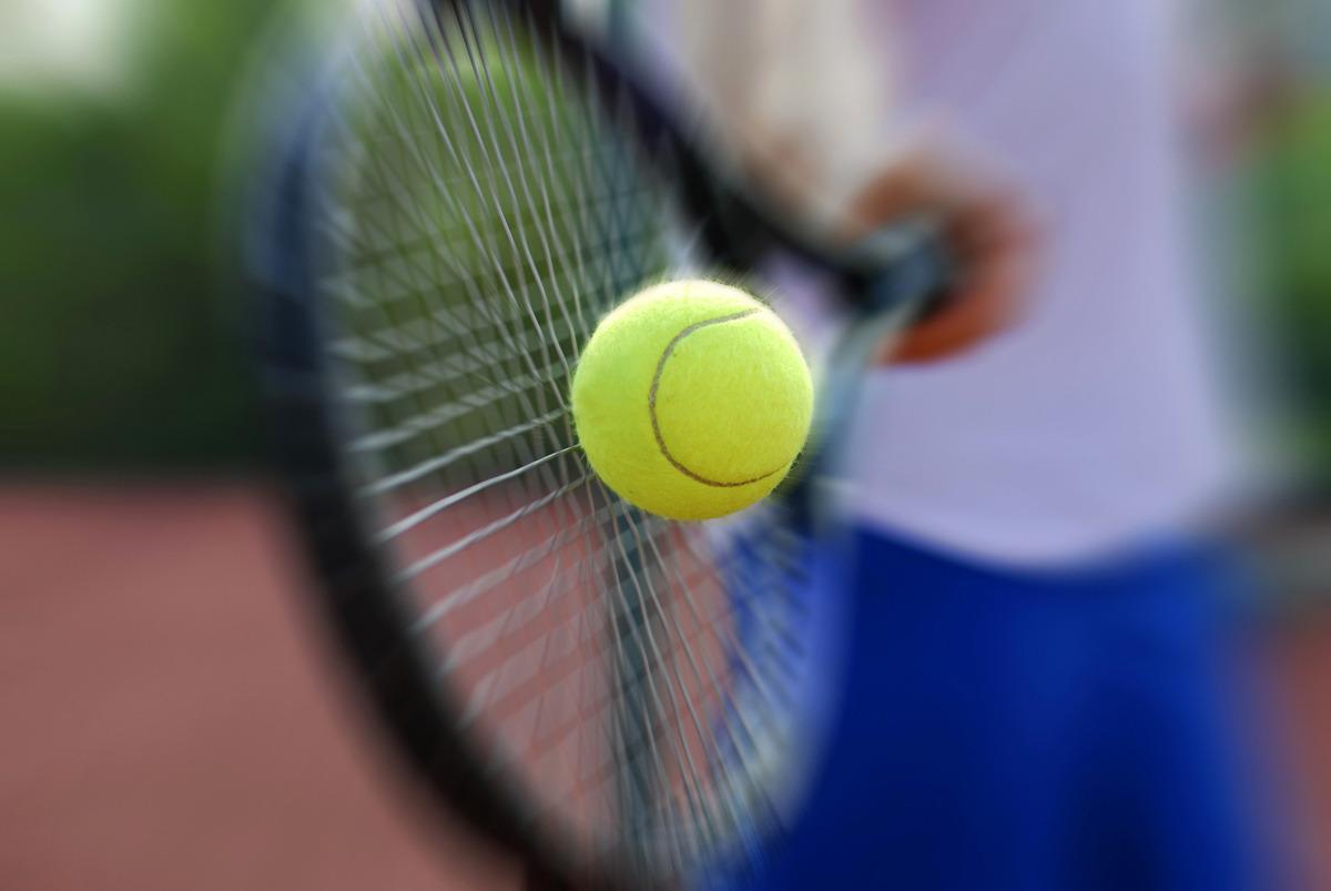 tennis ball question
