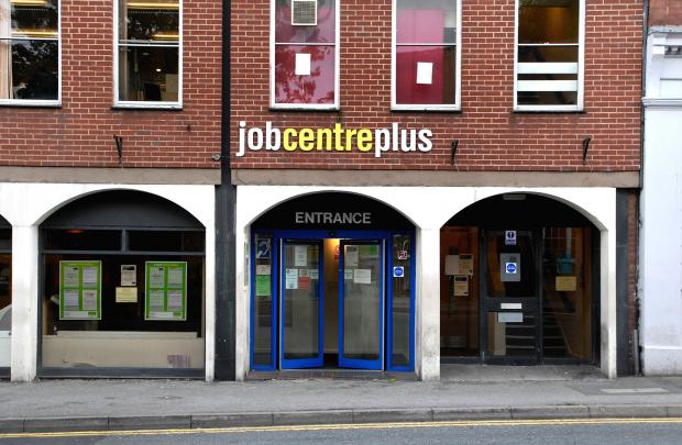 There are more than 1,900 jobs available around Worcester, according to a government website