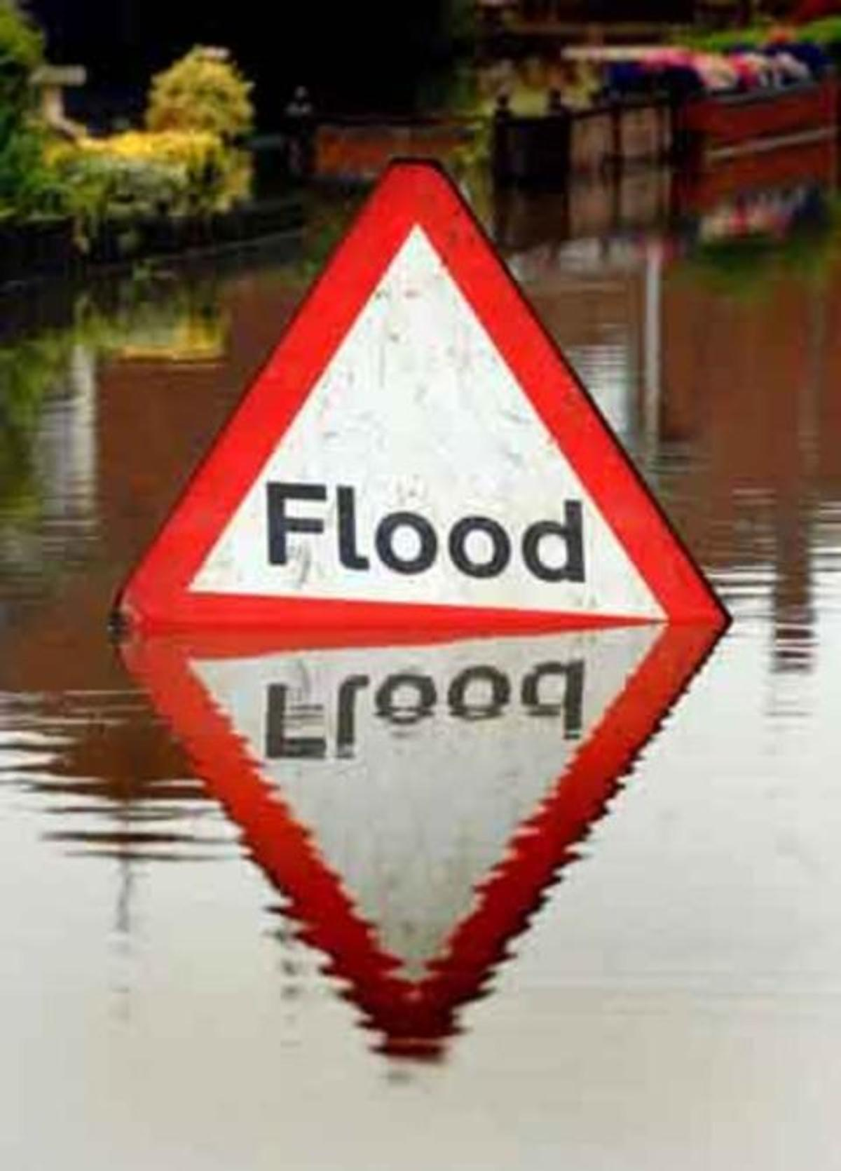 Flood warnings issued throughout Worcestershire