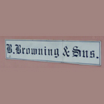 B BROWNING & SONS