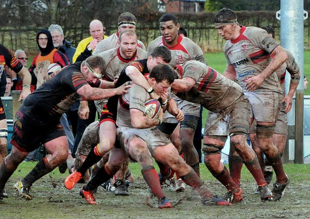 Three soft tries prove costly at Finstall Park