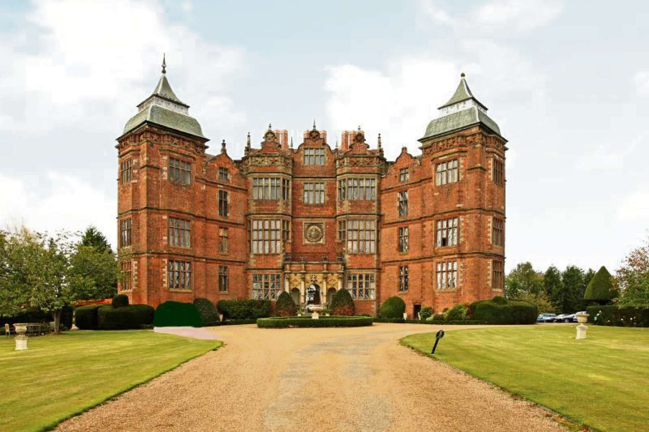 Sabina Carter has been kicked out of her palatial home in Westwood House, a 17th Century property near Droitwich,