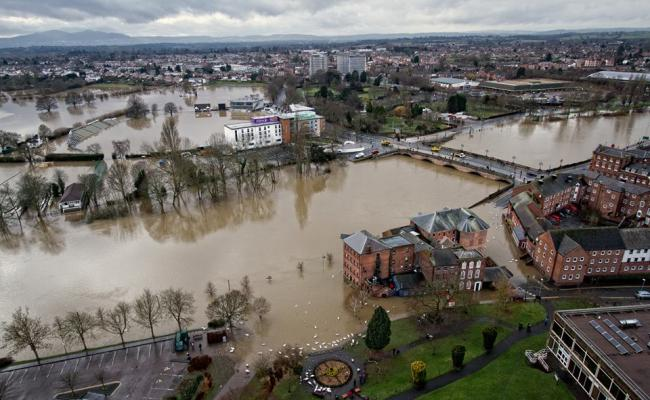 Four Worcestershire roads reopen after flooding