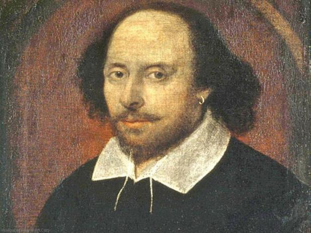 Droitwich Advertiser: Born 450 years ago, William Shakespeare has been voted England's ultimate claim to fame